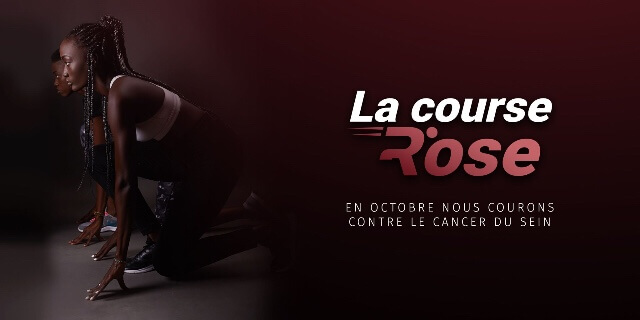 La course Rose contre le cancer de sein